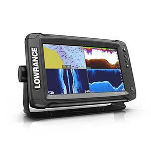 Эхолот Lowrance Elite- 9Ti Mid/High/TotalScan™(000-13274-001)