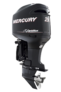 картинка Mercury 250 XL OptiMax