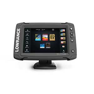 Эхолот Lowrance Elite- 7Ti Mid/High/TotalScan™(000-12419-001)